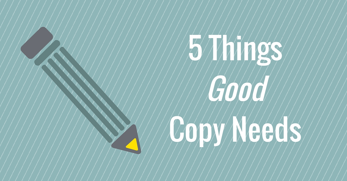 5 questions you need to ask yourself in order to write a killer web copy.